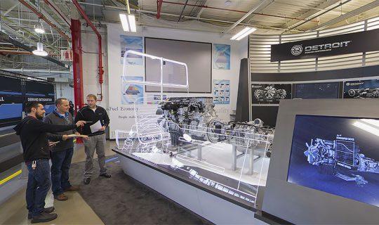 Detroit Manufacturing 360° Image
