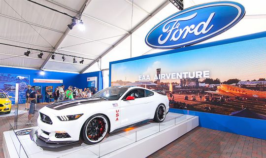 For Mustang 360° Image